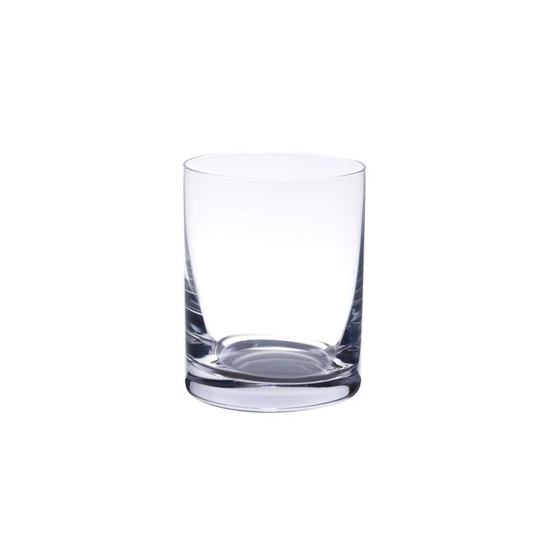 Jogo 6 Copos Baixos De Cristal Ecológico Bar Line Classic 320Ml 4105569