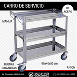 Carro de Servicio Anion