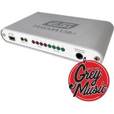 Placa De Audio Esi Pro Maya44 Usb 4 In 4 Out 20 Bit