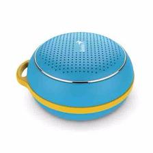 Parlante Genius Sp-906bt Leb 4.1 Manos Libres/mic/3w Blue