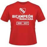 BICAMPEÓN EN EL MARACANÁ