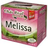 Chá de Melissa Multiervas - 10 Sachês - Real