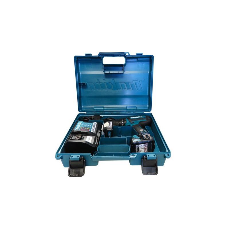 Furadeira e Parafusadeira 3/8'' a Bateria 12V - HP331DWYE - Makita