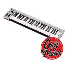 Acorn Masterkey 49 Teclado Controlador Midi Usb - Grey Music