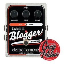 Pedal Electro Harmonix (bass Blogger) Fuzz Drive Para Bajo