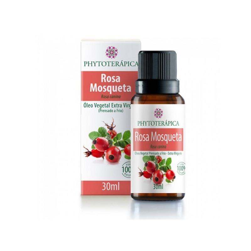 Oleo Vegetal de Rosa Mosqueta - 30ml Phytoterapica