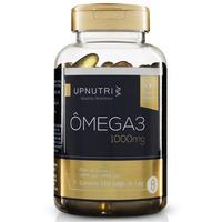 Omega 3 - 120 capsulas de 1000mg - Upnutri