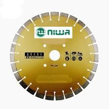 Disco Diamantado Niwa 350mm Cortadora De Concreto Asfalto