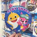 globo baby shark 22cm desinflado