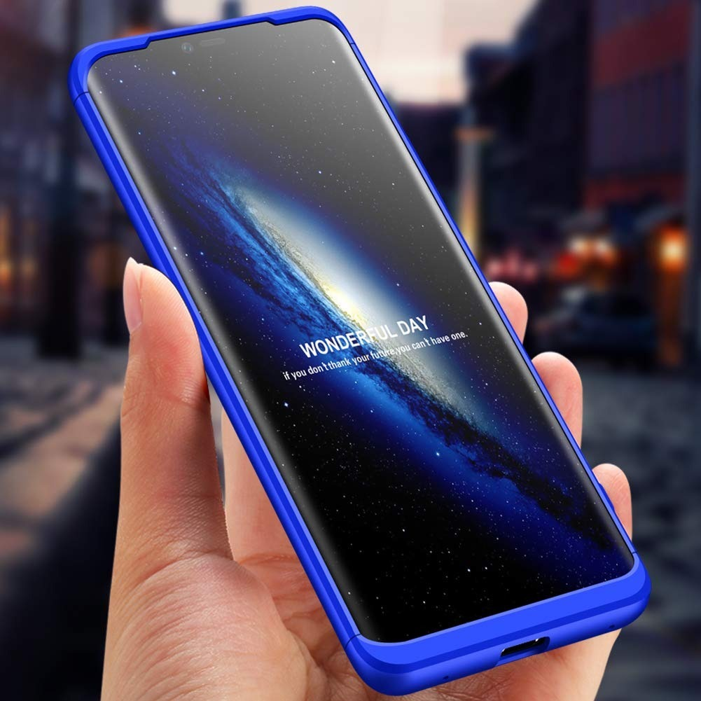 Funda 360º Luxury 3 En 1 Huawei Mate 20 Lite Pro + Glass 3d