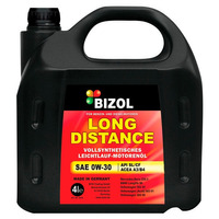 Bizol Sint. Long Distance 0W30 4 Lts. M5416