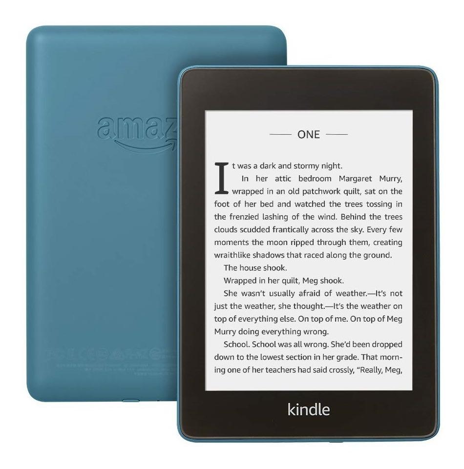 Amazon Kindle Paperwhite 10 Gen. 8 Gb Waterproof Con Luz