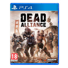 Dead Alliance Ps4 Fisico Sellado Nuevo Original