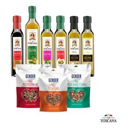De regalo Semillas Genser + Aceite De...