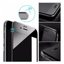 Glass Vidrio Templado Curvo 5d iPhone 6s 7 8 Plus Xr Xs Max!