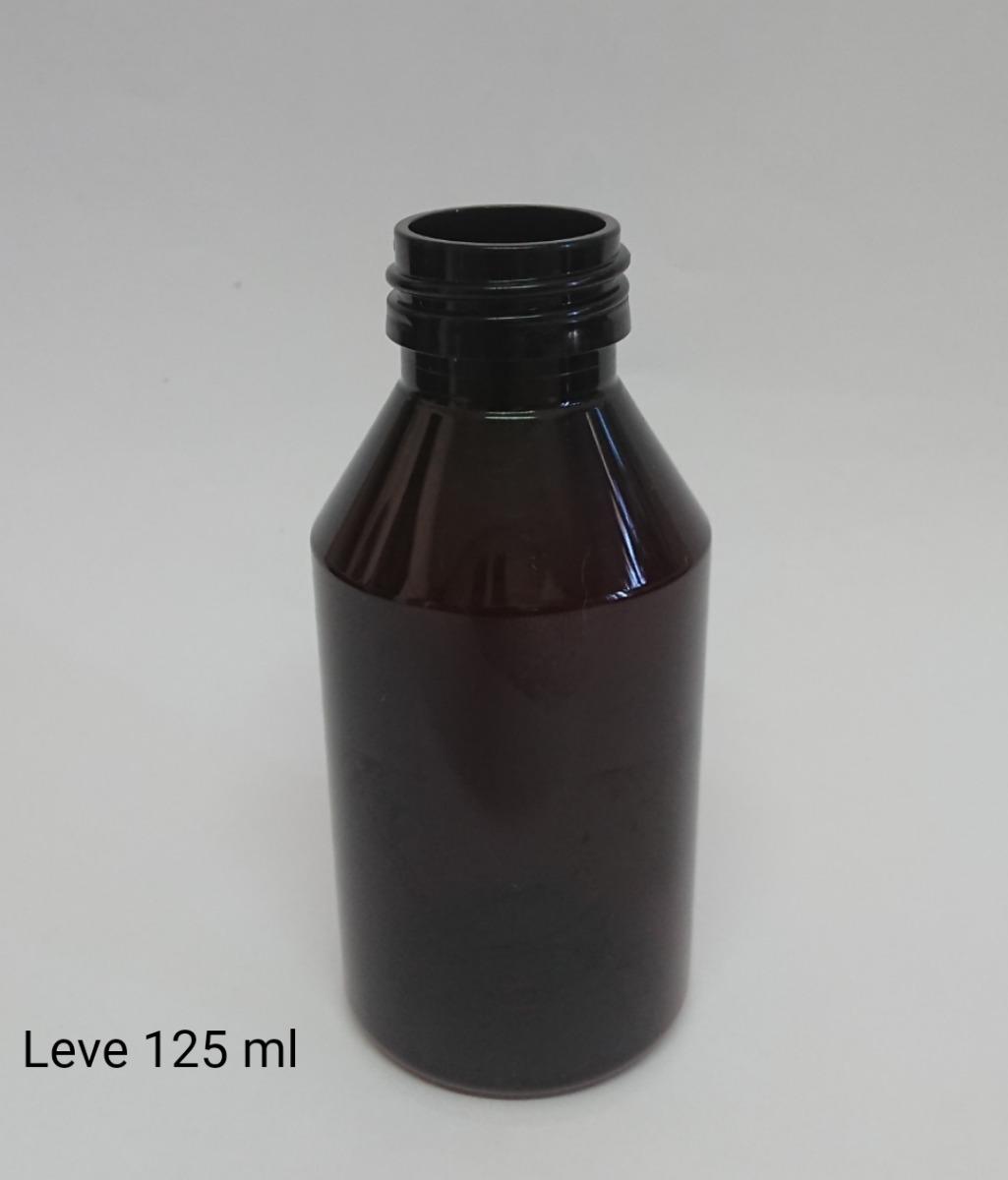 Envases Plásticos Pet 125ml Color C/tapa (100 Unidades)