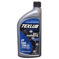 Texlub Aceite Sintético Para Motos 4T 15W50 TL1550