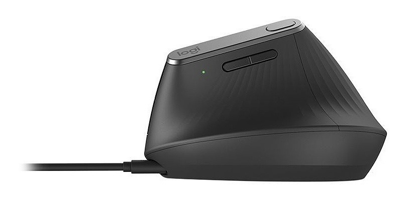 Mouse Ergonomico Logitech Mx Vertical Bluetooth Inalambrico