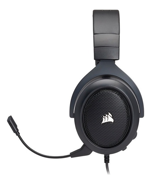 Auriculares Corsair Hs60 Surround Pc Ps4 Switch Led Gamer