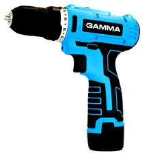 Destornillador A Bateria Taladro Gamma G12101 12v Ion Litio