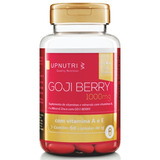 GojiBerry com Vitaminas e Zinco - 60 Caps. 1000mg - UpNutri