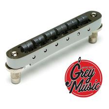 Puente Guitarra Resomax Nv2 Negro Nickel Ps-8843-bn - Grey