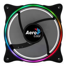 Cooler Gabinete Aerocool Eclipse 12 120mm Argb Fan Dual Ring
