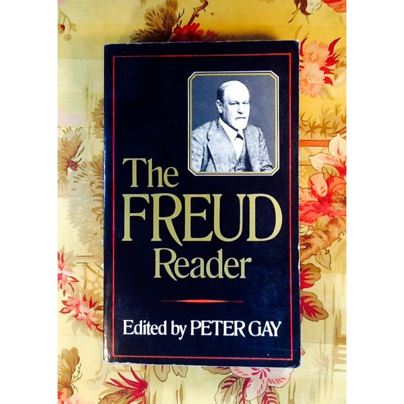 Peter Gay (editor).  THE FREUD READER.