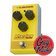 Pedal Tc Electronic Afterglow Chorus Analog - Grey Music -