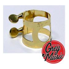 Abrazadera Para Saxo Alto Selmer Usa - Grey Music