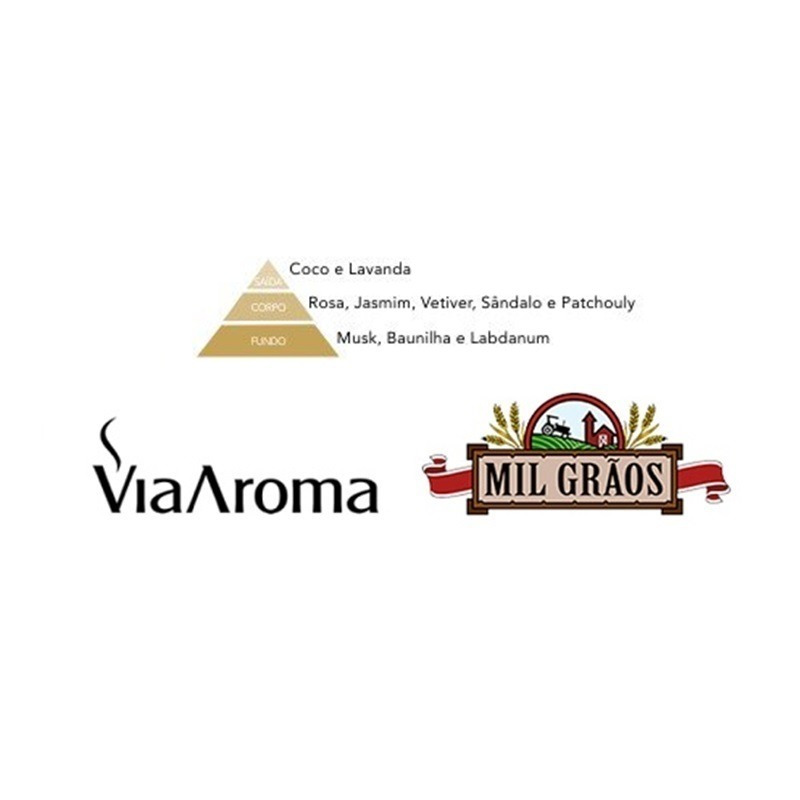 Essencia ambar - 10ml - Via Aroma