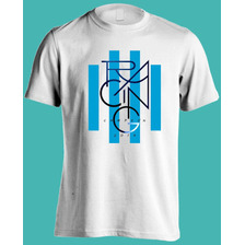 Remeras Estampadas Racing