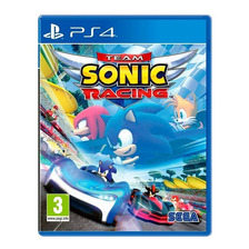 Team Sonic Racing Ps4 Fisico Original Sellado Nuevo