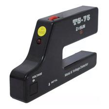 Detector De Metal Y Tension Electrica 2 En 1 Experto Ts-75