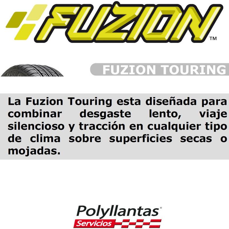 215-65 R16 98T Touring  Fuzion