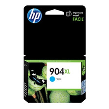 Cartucho Hp Original  904 Xl Cian 6970 T6m04al