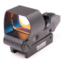 Mira Holografica Swiss Arms Tactica Red Dot Multi Ret Rojo