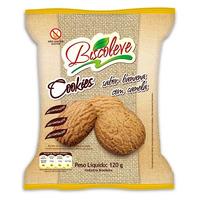 Cookie Biscoleve Banana c/ Canela Sem Gluten 120g NutriPleno