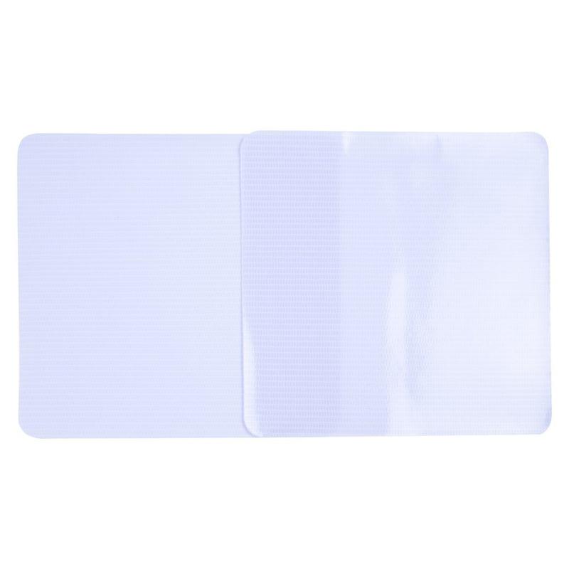 Lona pvc backlight Hi-flex branca brilho (440 g) larg. 2,20 m