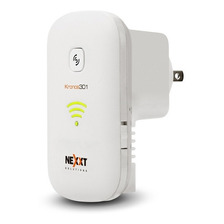 Extensor Repetidor De Señal Wifi Nexxt Kronos 300mbps Full