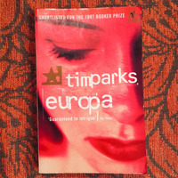 Tim Parks. EUROPA