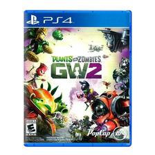 Plants Vs Zombies Gw2 Garden Warfare 2 Ps4 Fisico Sellado