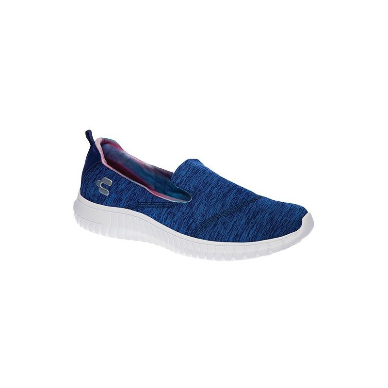 Sneakers Charly azules estampados C49143
