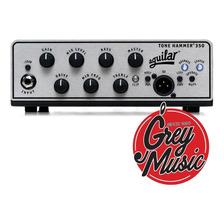 Cabezal Aguilar Tone Hammer 350 Para Bajo - Grey Music-
