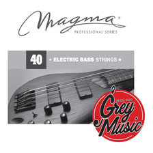 Cuerda Magma De Bajo Bs040n Nickel P/steel Cal/.040