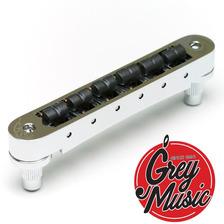 Puente Guitarra Resomax Nv2 Cromado Ps-8843-c0 - Grey Music