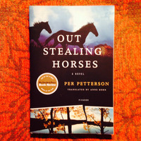 Per Petterson.  OUT STEALING HORSES.
