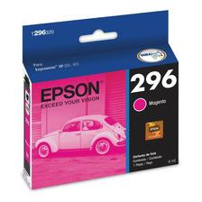 Cartucho Epson T296 Magenta Original 296 Xp231 Xp431 T296