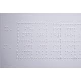 Tabla periódica braille