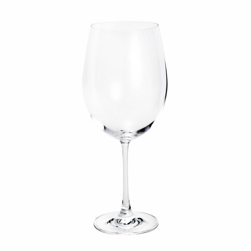 Jogo 2 Taças Vinho Bordeaux Magnum 850 Ml Cristalina - Bohemia 3105117